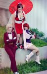 KoF Gals. by Shermie-Cosplay