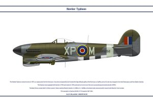 Typhoon GB 174 Sqn 1 by WS-Clave