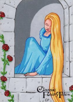 Rapunzel - Classic Fairy Tales by ElainePerna