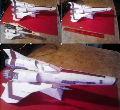 1 24 scale Ninjatoe's MK II Viper by blake7who