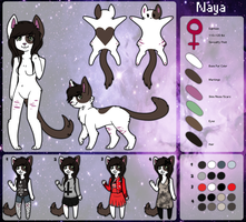 Official Naya Reference (FAVE ORIGINAL!) by mexicats