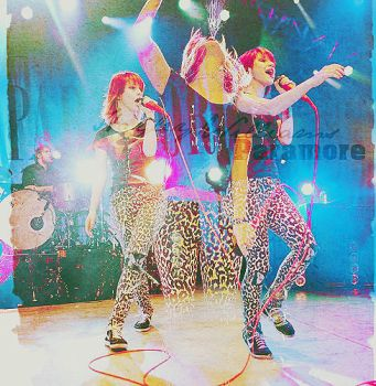 Hayley Williams Concert Blend by WithRamona