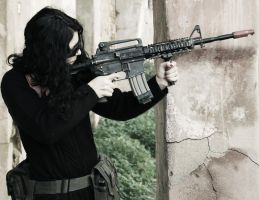 Airsoft II by LovelyAkuma