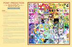 Pony Prediction Bingo (season 4 edition) by ultraspacemobile