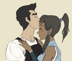 MaKorra: Welcome Back by xYaminogamex