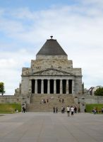 Melbourne War Memorial I by Charmed-Ravenclaw