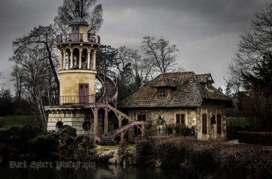 The Queen's Hamlet, Versailles by jasonthe5150