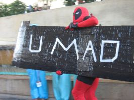 Otakon 2013 - u mad? by AdversusZero