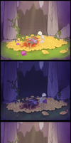 The Ruins 1 by QueensDaughters
