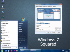 Windows 7 Squared by Vher528