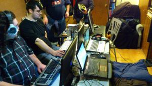 Gamers LAN Party by TheWarRises