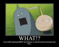 Watch FMA or Else by Loveless10101
