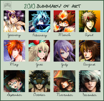 Ryuuka's 2010 Summary of Art by Dopaprime