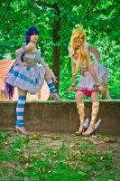 Panty and Stocking ~2~ by NekoHibaPC