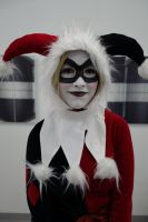 Harley Quinn- Winter time by Elfen-Lena