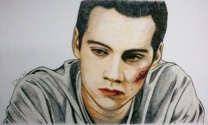 teen wolf~Stiles by AtitayaPnikorn