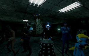 The Doctor's Enemies by FezWearingDoctor