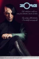 Jean-Baptiste Emanuel Zorg by Almost-Human-Cosband