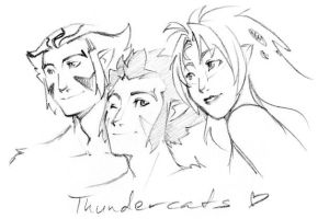 Thundercats by Cofie