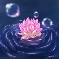 Eternal Lotus by Tiearius