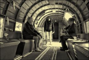 Inside a Dakota by SUDOR