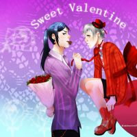 Sweet  Valentine (Contest entry) by MisakiboysloveS7