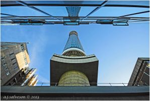 Bt Tower by andy-j-s