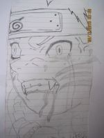 Naruto pissed by EmoMuffin200