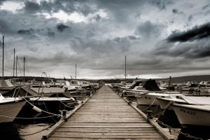 ... after the storm by Alex80