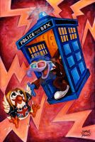 Muppet Who : The 10th Doctor by JAMES-POWELL