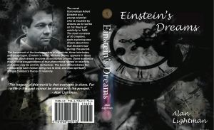 Einstein's Dreams Book Cover by Twitch8