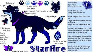 Starfire Ref 2008 by SquirtSapphire