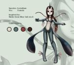 C.L.O.S.E.D. Female Adopt Auction by ZeroJigoku