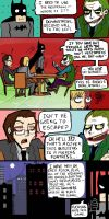 BATMAN: APPLES TO APPLES PT 10 by Lascaux