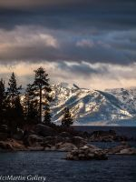 Lake Tahoe East Shore sunrise by MartinGollery