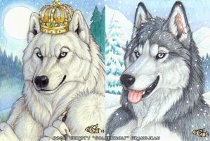 Sevenpifer - Heinrich Badges by Goldenwolf