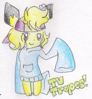 Melody - TV Tropes by CreamPuff-Pikachu