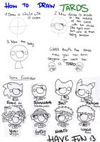 tard tutorial 8D by LeniProduction
