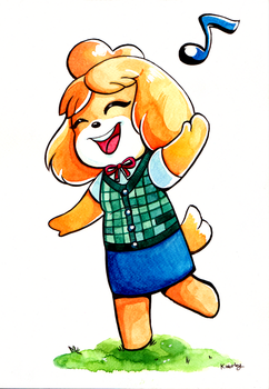 Isabelle by Kaynime
