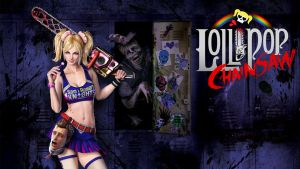 Lollipop Chainsaw Wallpaper Edit by randyadr