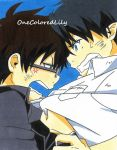 The Okumura Brothers by OneColoredLily