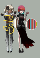 Adopt Set : 1 by Blood-Contagion