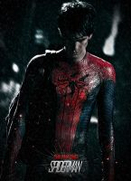 the amazing spiderman fan made poster by pedrocasoa