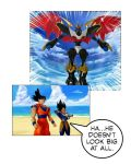 Imperialdramon Vs Vegetto part 2 by digihacker87