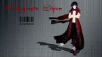 MMD Fushiginato Shion (Hzeo version) Download by Verdy-K