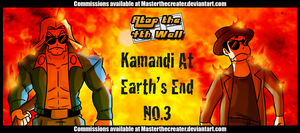 AT4W: Kamandi at earth's end no.3 by MTC-Studios