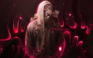 The Masked Guy by FarhanGFX
