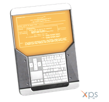 ME2 Datapad for XPS by Just-Jasper