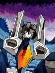 IDW Thundercracker collage by Fire-Redhead