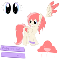 Berry Rain Reference by LiahMew
